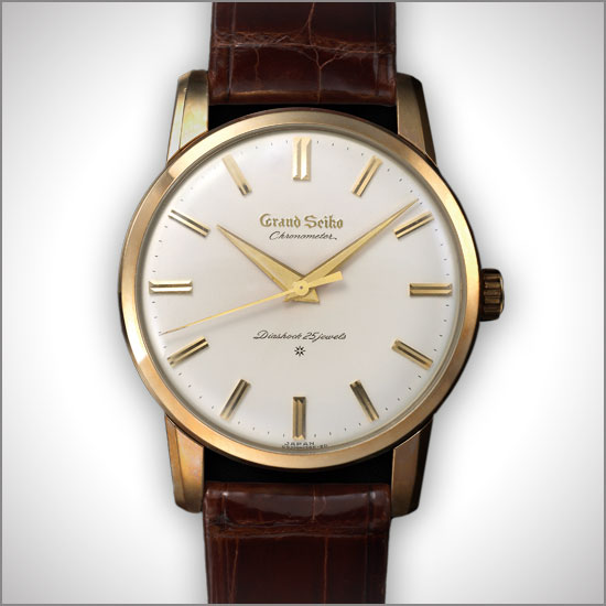 Grand Seiko First J14070 Caliber 3180