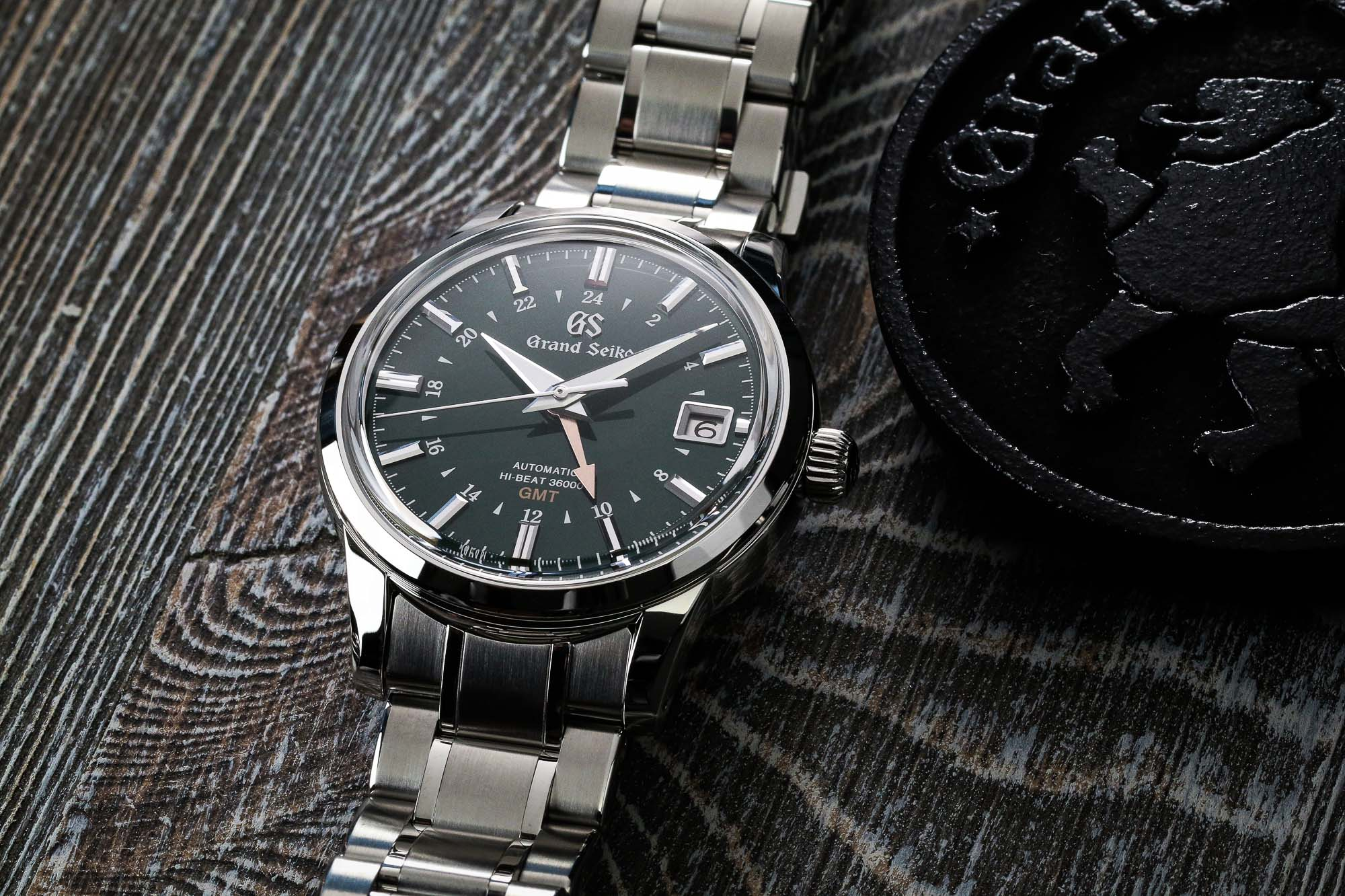 Grand Seiko SBGJ251 stainless steel wristwatch