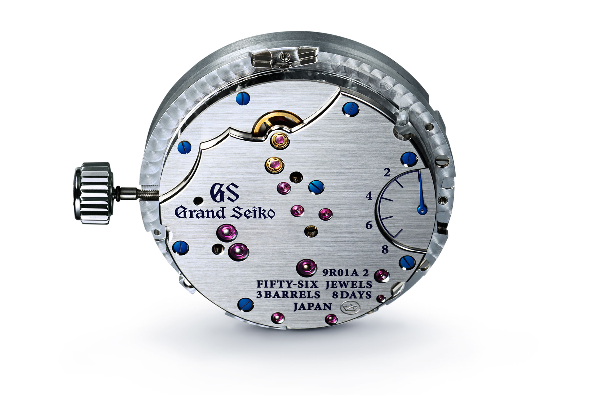 Grand Seiko 9R01 movement