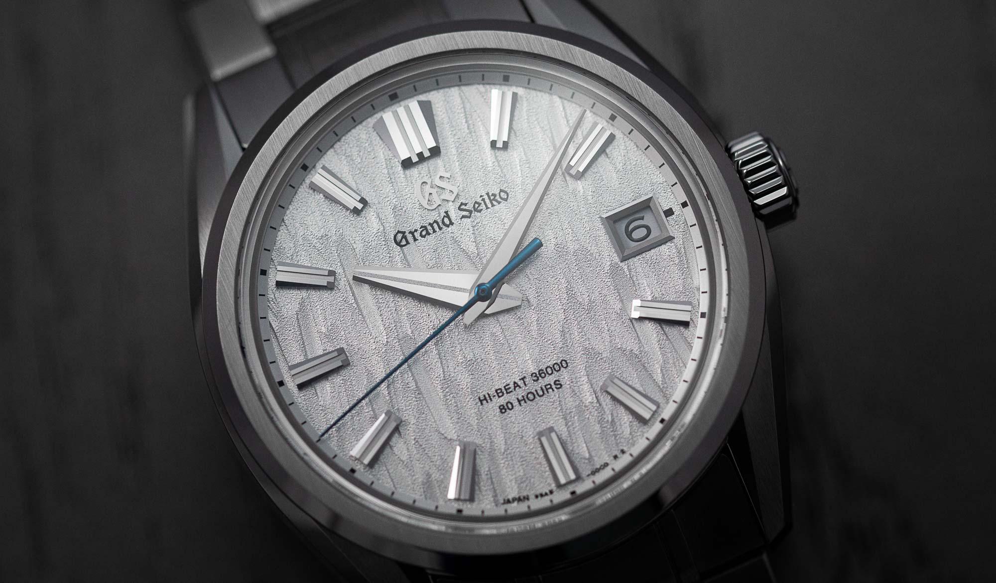 Grand Seiko SLGH005 White Birch Shirakaba Hi-Beat 36000 80 Hours