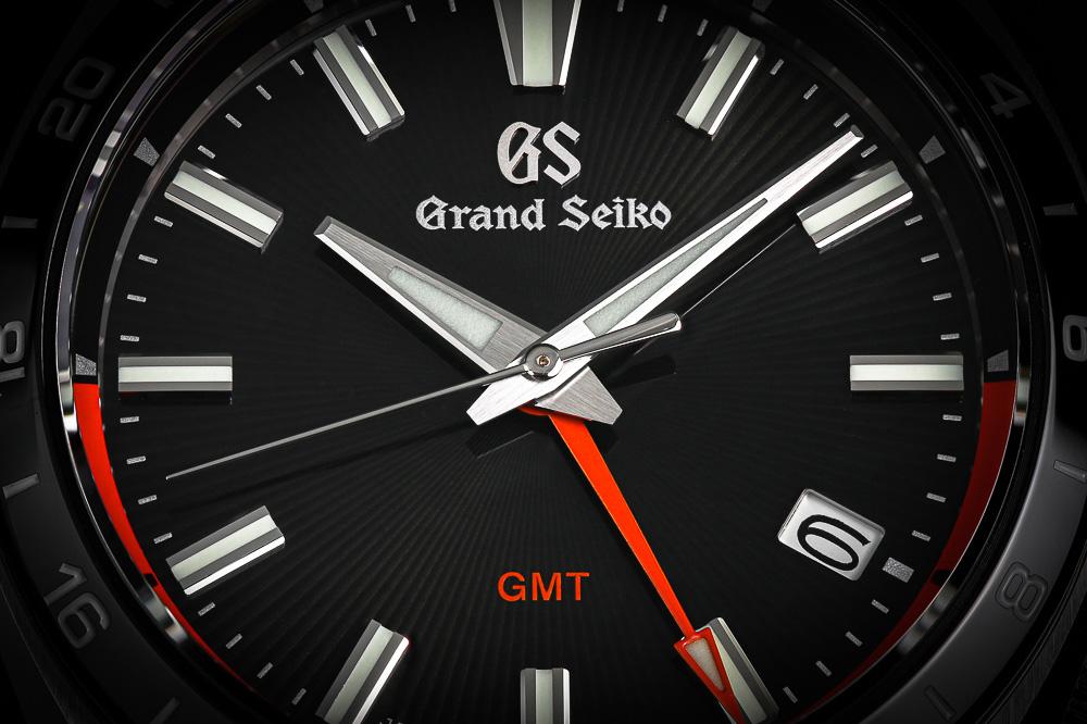 Grand Seiko SBGN019 dial closeup
