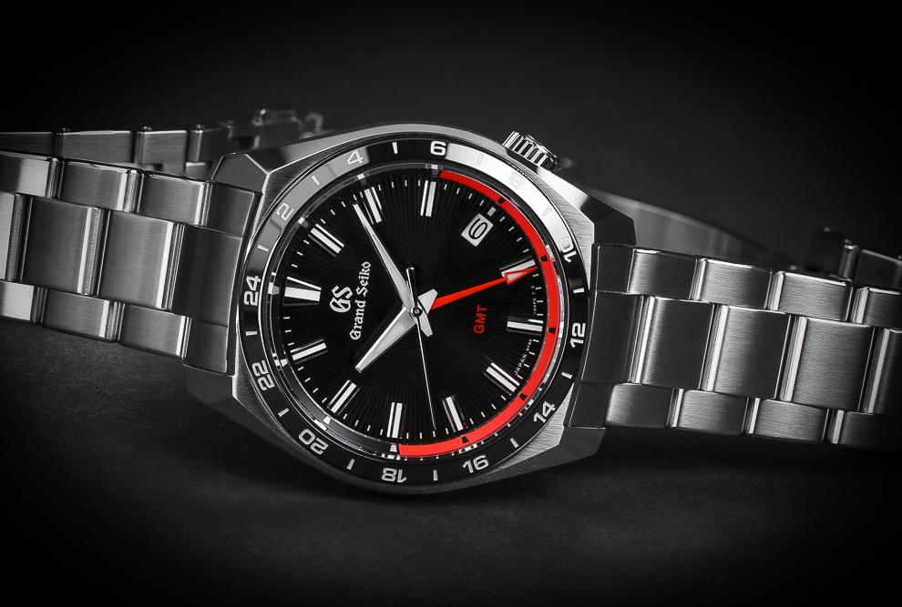 Grand Seiko SBGN019 stainless steel watch