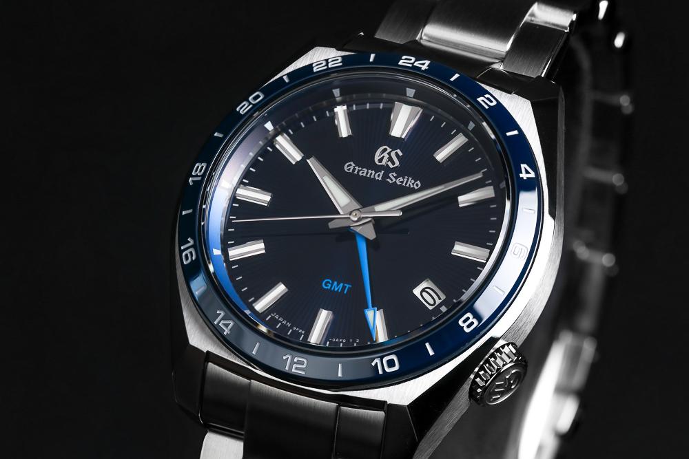 Grand Seiko SBGN021 stainless steel wristwatch