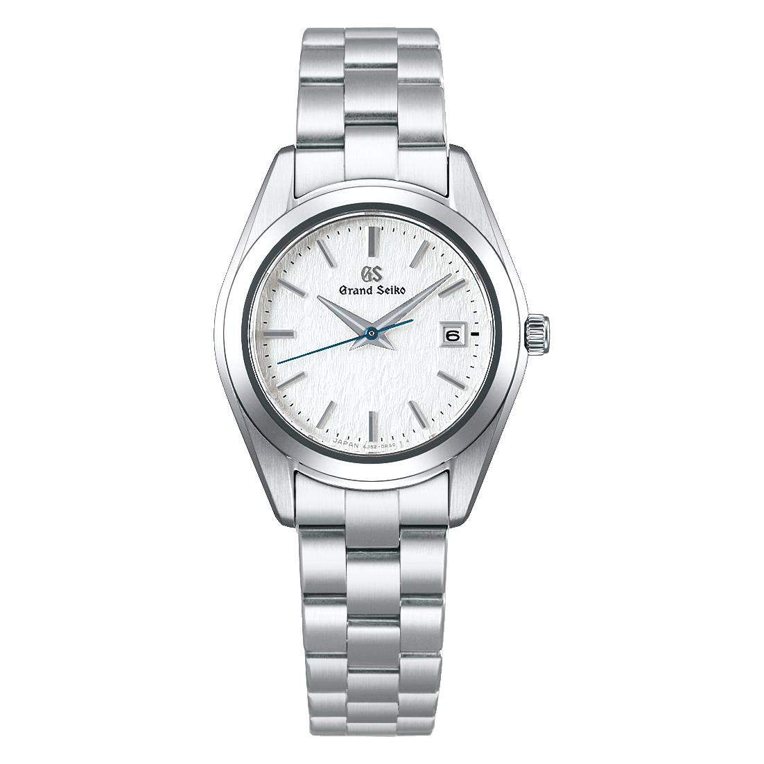 Grand Seiko STGF359 white dial wristwatch