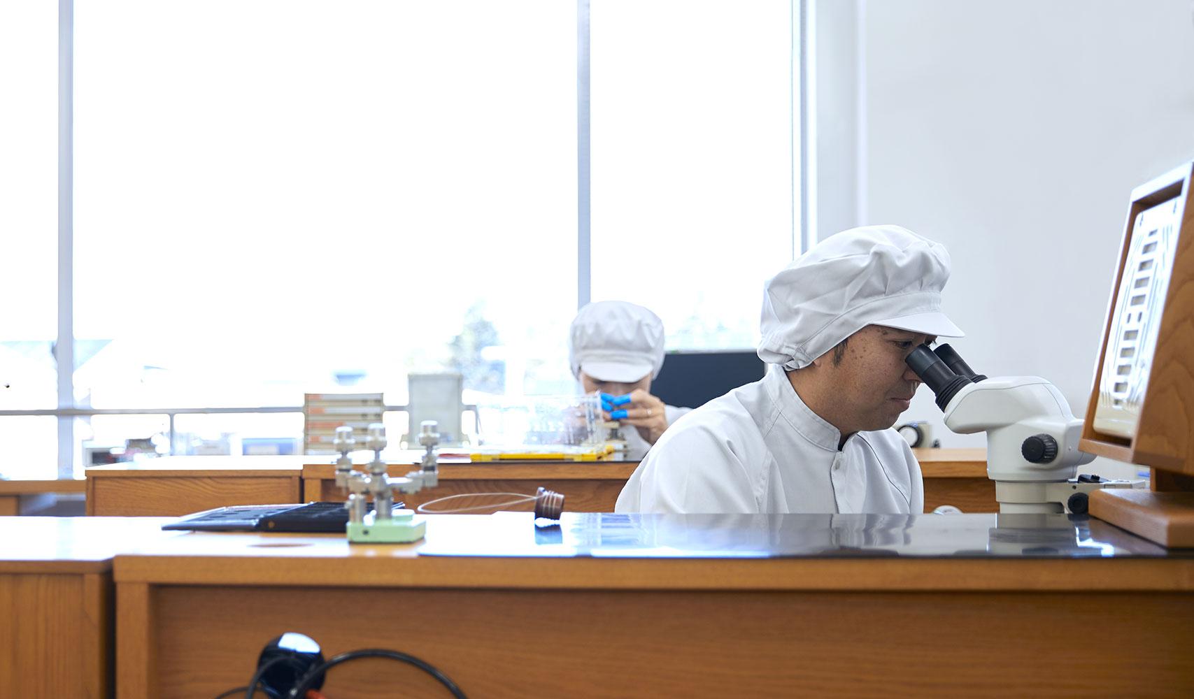Watchmakers at Shinshu Watch Studio